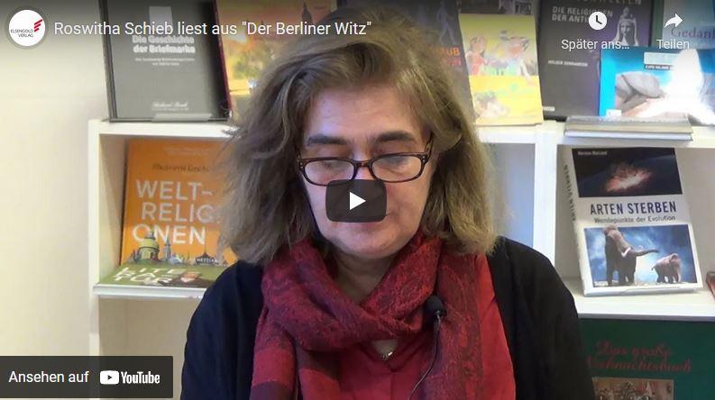 Roswitha Schieb liest Berliner Witz