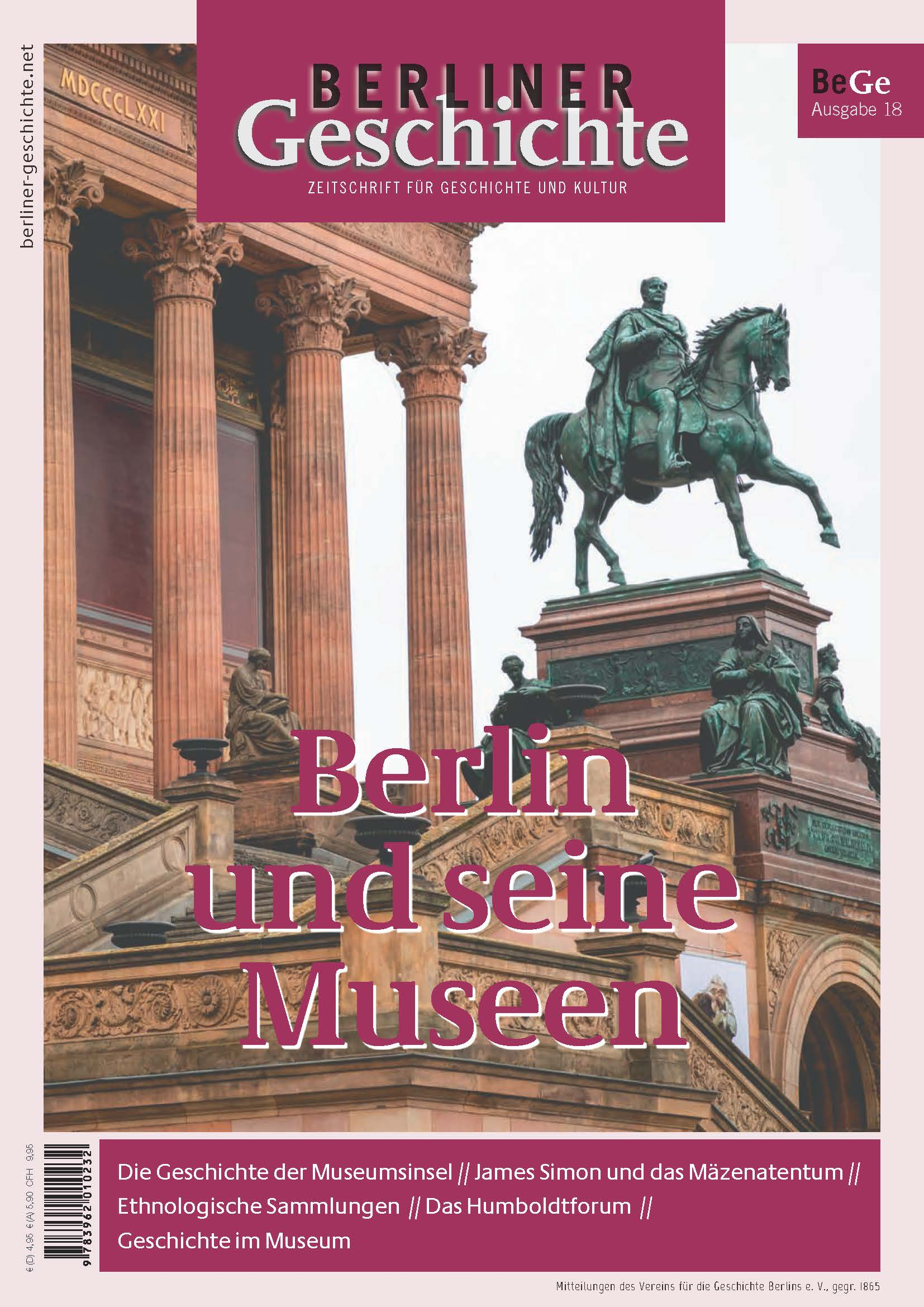 Geschichte der Berliner Museen
