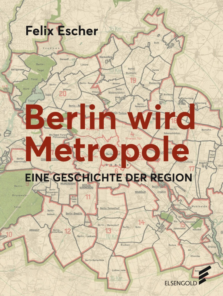 Berlin wird Metropole Geschichte Escher