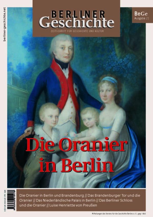 Oranier in Berlin