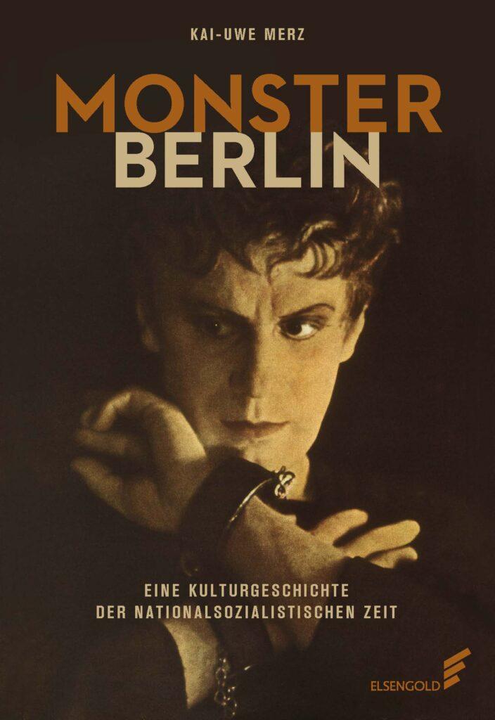 Das Cover des Buchs Monster Berlin.