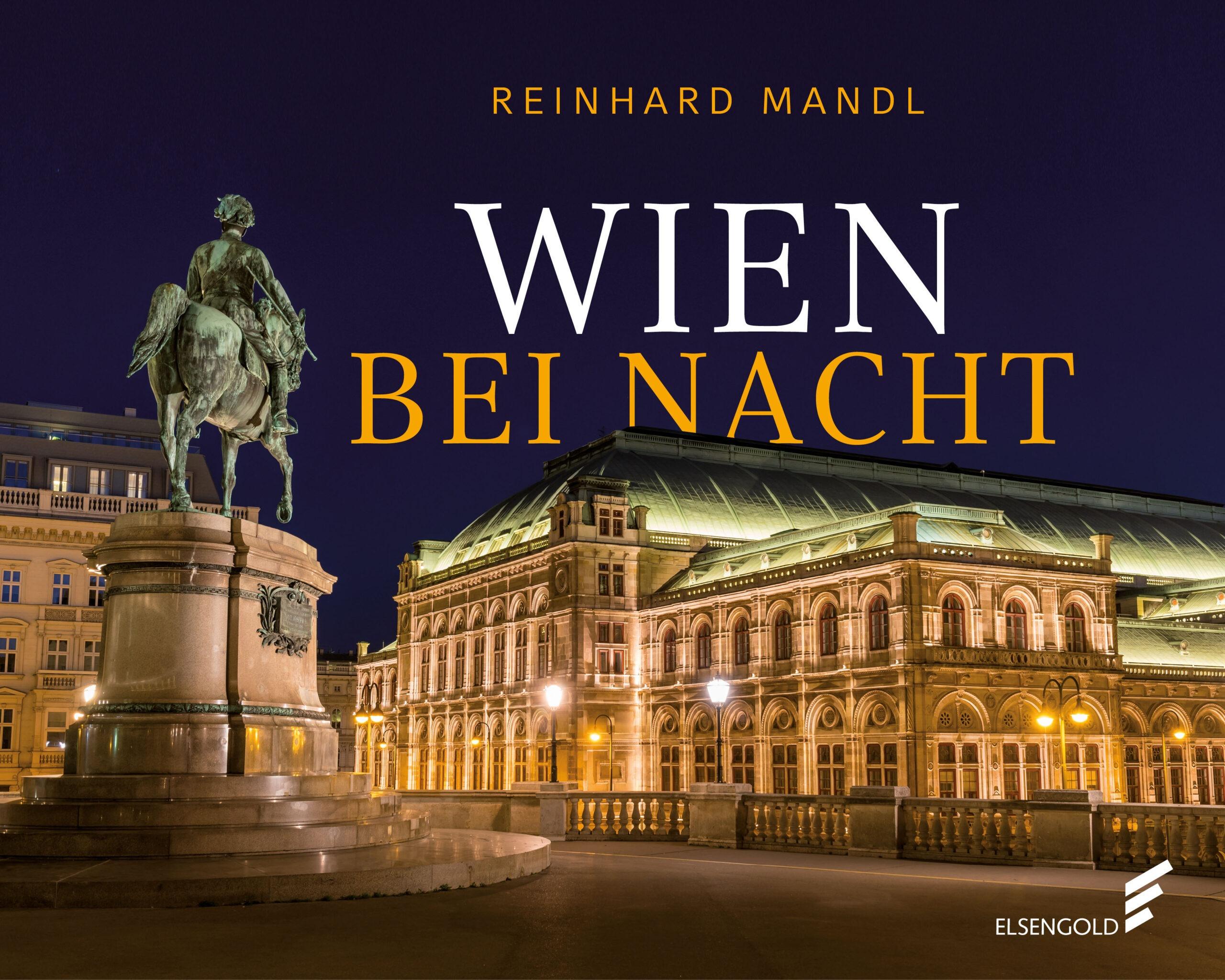 Wien bei Nacht Bildband Fotoband