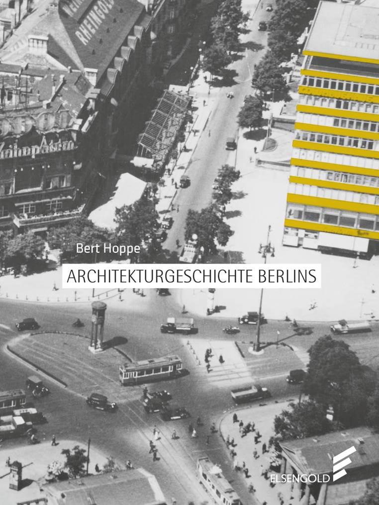 Architekturgeschichte Berlin Buch Cover