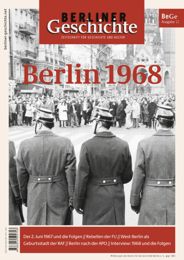 Berlin 1968 Zeitschrift