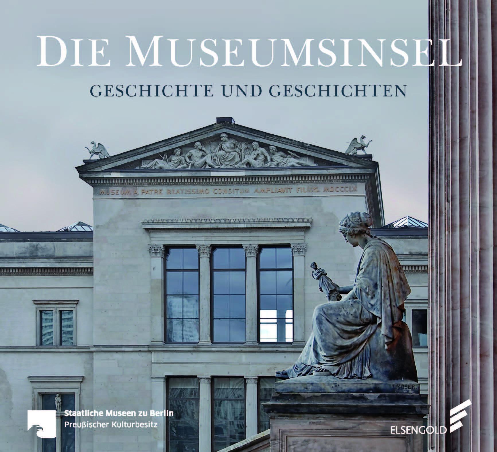 Museumsinsel Geschichte Buch Cover
