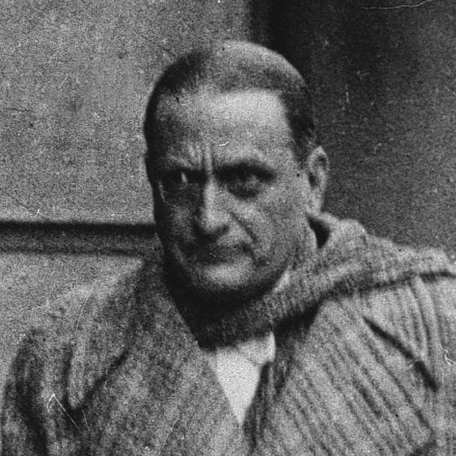 Erich Frey Porträt