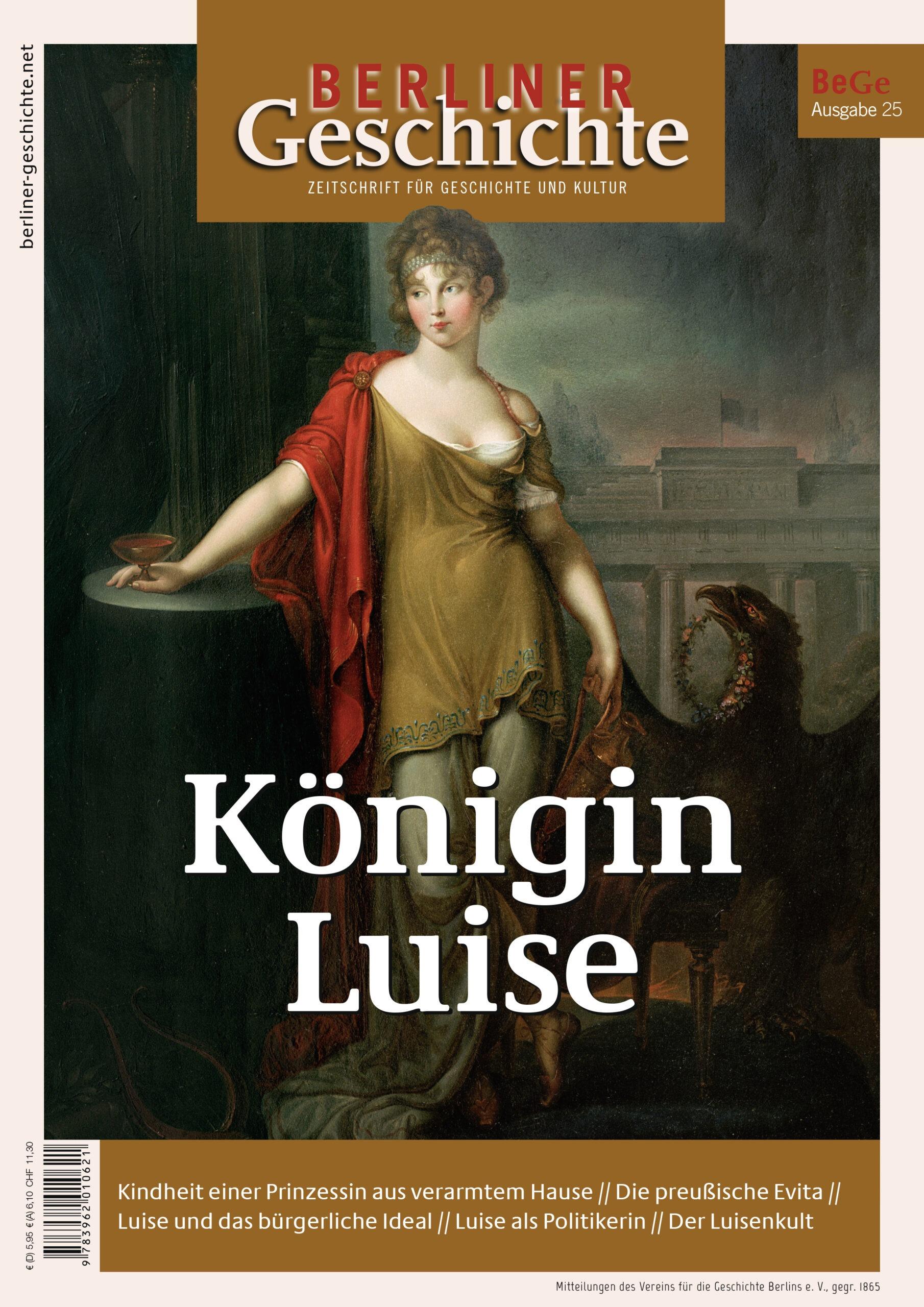 Koenigin Luise Zeitschrift