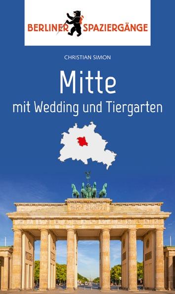 Mitte Berliner Spaziergänge Buch Führer Cover