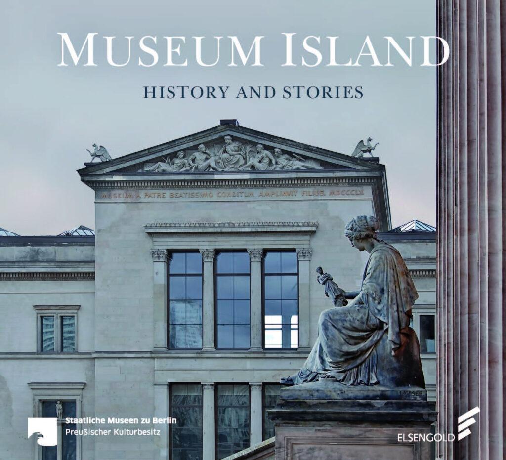 Museum Island Book Cover