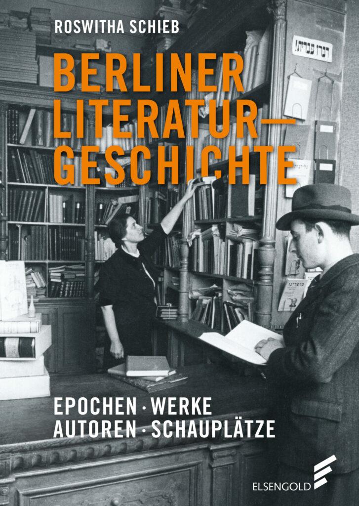 Literaturgeschichte Berlin Buch