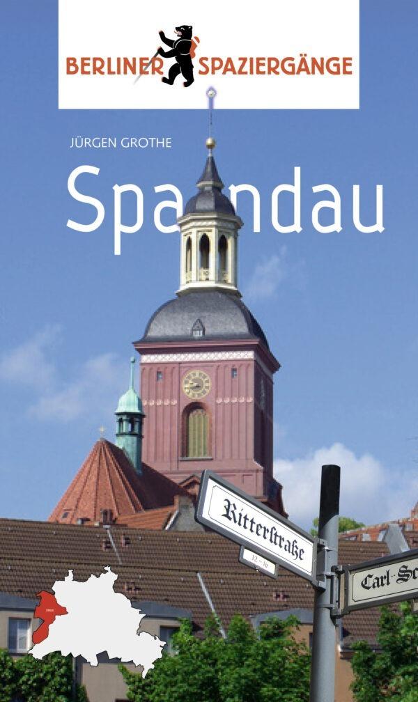 Spandau Spaziergänge Berlin Cover