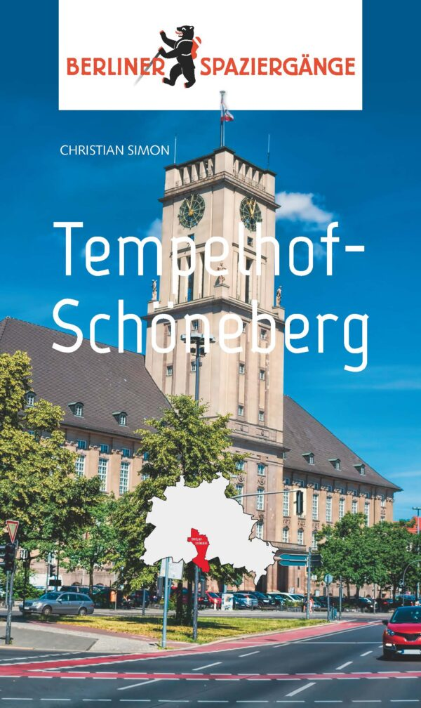 Tempelhof-Schöneberg_Berlin Spaziergänge Buch