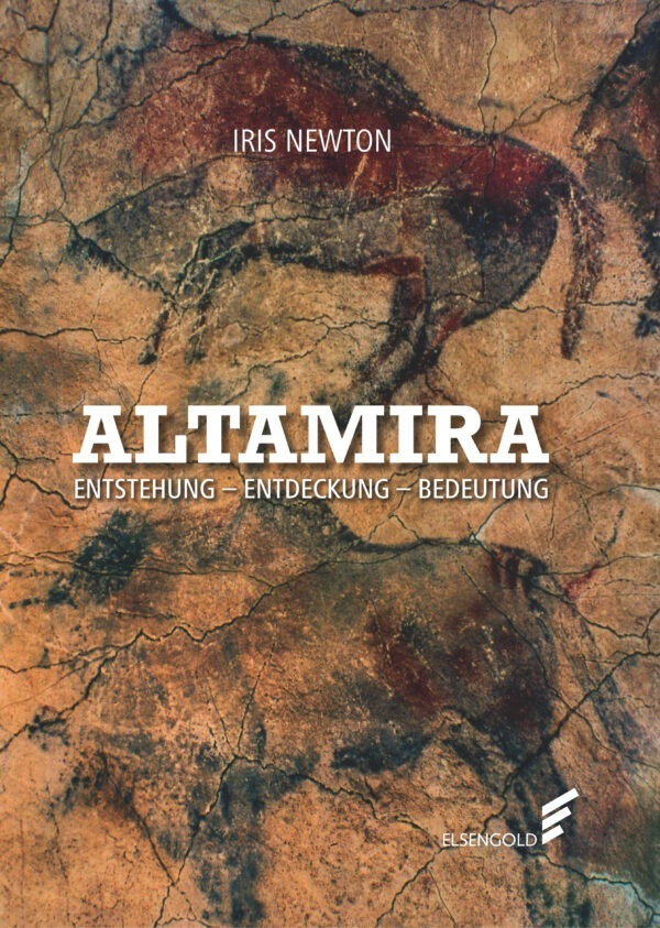 Altamira Höhlenmalerei Buch Cover 300