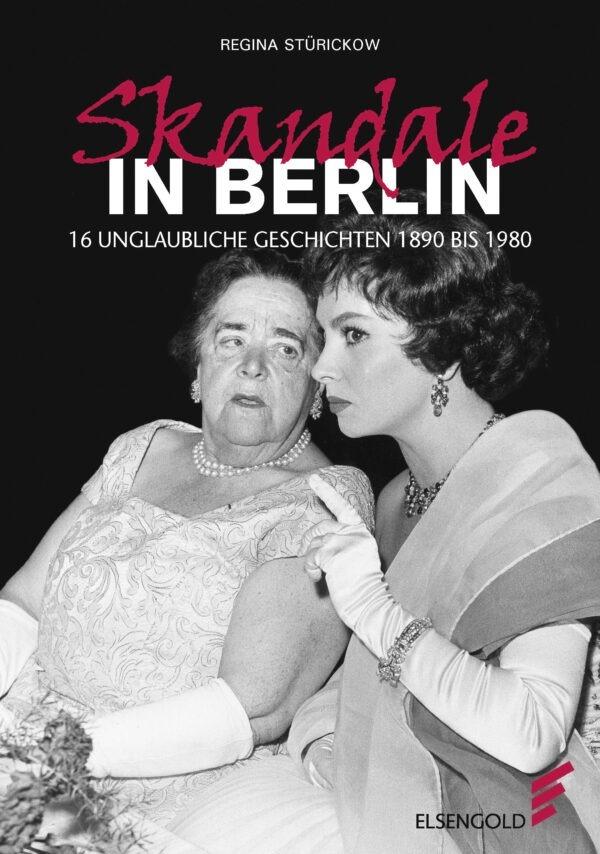 Skandale in Berlin Buch Cover