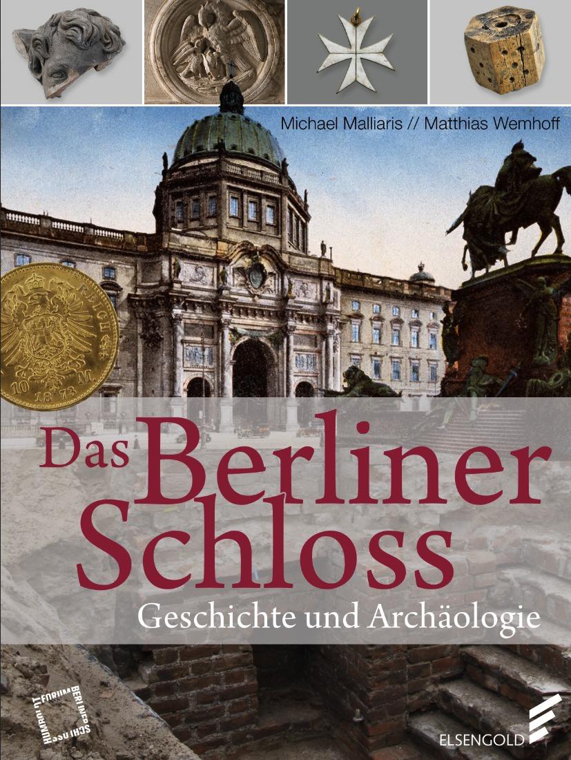 Das Bild zeigt das Cover des Buches Das Berliner Schloss